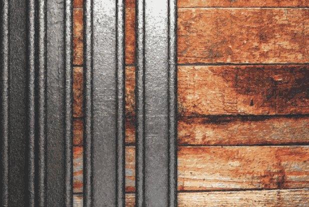 wood vs steel