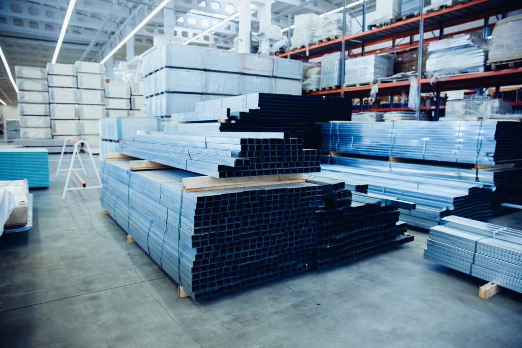 construction materials shortage